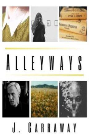 Alleyways by MissSlytherin05
