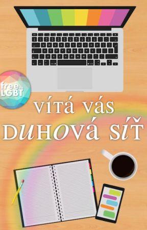 Duhová síť (LGBT výzva) by AzreelBlack