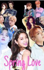 Spring Love 🌸 BTS fanfic (JIMIN x Reader x JUNGKOOK) by Park_Jimin18