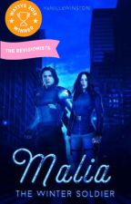 Malia|| Winter Soldier Story by VanillaWinston