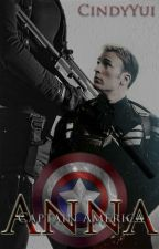 Amerika kapitány - Anna by CindyYui