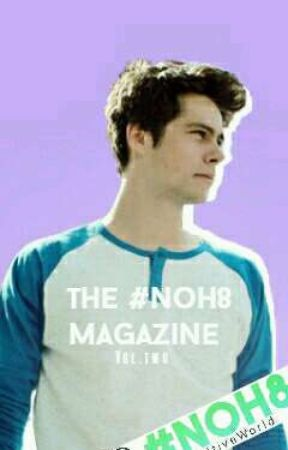 The #NoH8 Magazine Vol. 2 by PositiveWorld