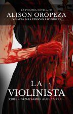 La Violinista by AlisonOropeza20
