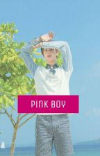 Pink Boy by _chanmein_