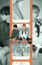 """ Send nudes "" | YoonMin | - Texting by Kawaii_Rias"