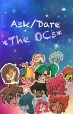 Ask & Dare My Ocs! by Sushicatz