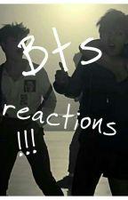 BTS Реакции  by Medellin15