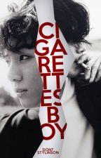 cigarettes boy • jikook by kookminart