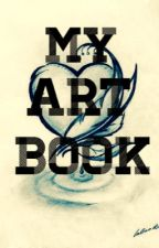My art book by Graciethehedgehog