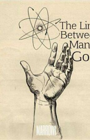 The Link Between Man and God by marrowi