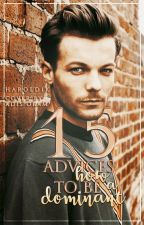 15 advices how to be a dominant [Larry Stylinson] || Texting ✓ by Haroldik