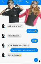 The Mysterious Boy [TEXTING Marcus&Martinus CZ] by MacTinusLoverVeri