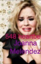 548 Heartbeats by JoannaMelendez