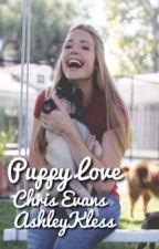 Puppy Love // Chris Evans by AshleyKless