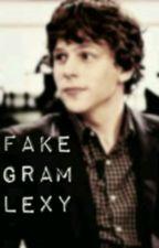 Fakegram Lexy by SoyLexLuthorJr