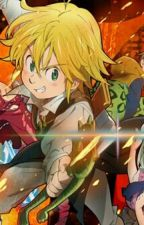 Meliodas X Reader: Journey by luvanime03