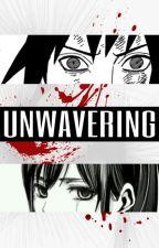 Unwavering (Sasuke X OC) by hananokaze