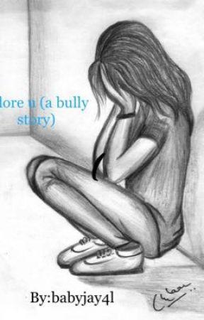 Adore U(a bully story) by BabyJay4l