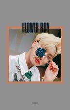 flower boy - hwitae. by vanillamark
