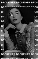 BROKE HER ↠ ONCE UPON A TIME ✔ by -lilacprints