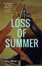 Loss of summer (HIATO) by FaithCarlan
