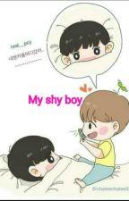 My Shy Boy by chanyeolcuttie