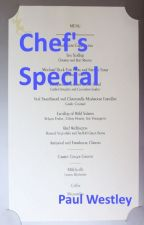 Chef's Special by mediocrebrit