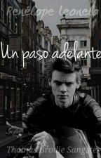 Un paso adelante (Thomas Brodie-Sangster y tu) by Thomilieber13