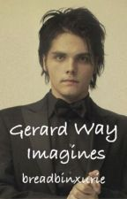 Gerard Way Imagines by misstacobelle