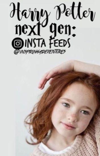 HP ↠ Next Gen-Instagram  - -Katie x - Wattpad
