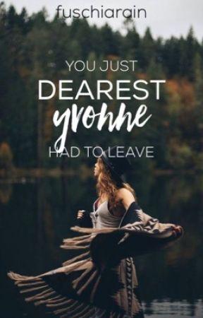 Dearest Yvonne by fuschiarain