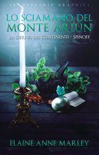 Lo Sciamano del monte Ariun by ElaineAnneMarley