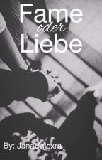 Fame oder Liebe? // Lukas Rieger FF by JanaUnicxrn