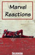 Marvel Reactions by solosheba