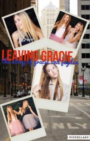 Leaving Gracie by lisagigi