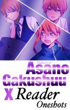 Asano Gakushuu x reader: oneshots by Gakushoes