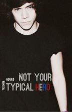 Not Your Typical Hero (Dark Harry Styles AU) by yasemin-f-baby