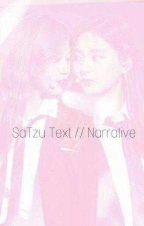 SaTzu Text // Narrative  by VkookSHN