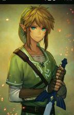 the legend of Zelda : Dragon Sword by Kalysta62