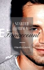 Started From A FanAccount I || S.S by imsebastianstan