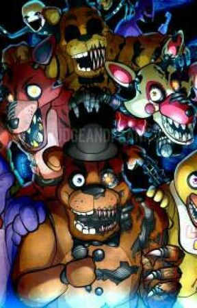 FNAF x human and animatronic Reader one shots - Oops forgot