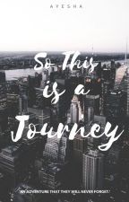 So This is a Journey(BOOK 2) by JgAuthor