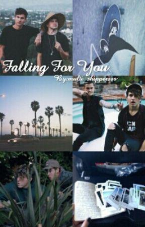 Falling For You    Jian by multi_shippersss