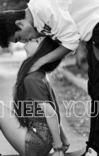 I need you (Book 1) - Jai Brooks by jano5ever_