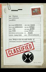 Agent Phantom by DarkOneTAS