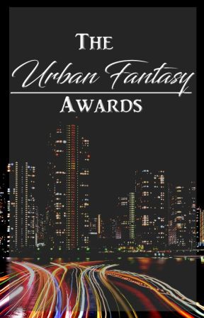 The Urban Fantasy Awards by UrbanFantasyProject