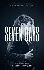 Seven Days || JJK [COMPLETE] by chimchimicorn