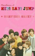 Hey! Say! JUMP CHATTING CRAZY by BlackShadow_S
