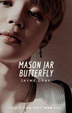 Mason Jar Butterfly ☼ y.min by JeddieJay