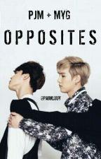 OPPOSITES [PJM + MYG] by parkluuy
